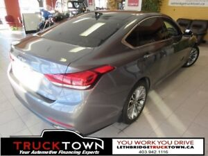 2015 Hyundai Genesis Sedan LOADED W/ TECH PACKAGE-LOW KMS!