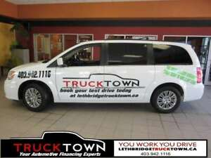 2015 Chrysler Town & Country TOURING   HEATED LEATHER   REMOTE S