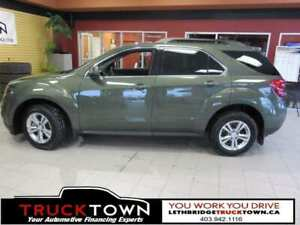 2015 Chevrolet Equinox LT-BACKUP CAM-HEATED SEATS-REMOTE START