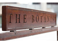 Kitchen Porter - The Botanist - Liverpool Street - Immediate Start