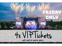 Wireless 2018 VIP!!! 2x Ticket (4x available) FRIDAY ONLY