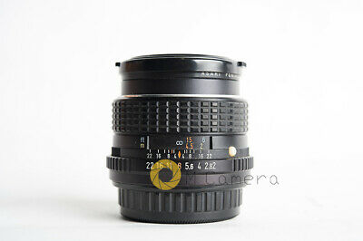Pentax SMC-M 1:2 35mm F/2 Lens