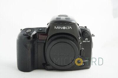 MINOLTA α 807si SLR 35mm Film Camera Body Only