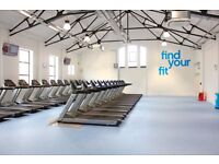 Personal Trainer in The Gym Sunbury - Keep 100% of your earnings!