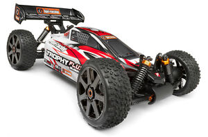 HPI Trophy Buggy FLUX 2.4GHz 1/8th Scale 4WD Electric Rallycross # 101706