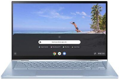 "ASUS Chromebook Flip C433TA, Intel Core M3 4GB 64GB eMMC 14"" Full HD Silver UK"
