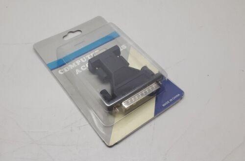 VGA DB 13W3M 13 Pin to HD15 15 Pin Female Monitor Adapter