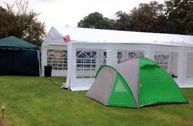 Marquee - 5m x 10m