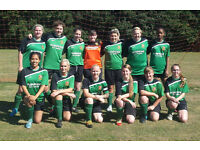Recruiting players for ladies football team
