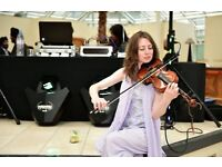 Professional Violinist Available - Improvisation, Gypsy, Bollywood, Balkan
