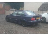 BMW e36 323i 2.5 breaking