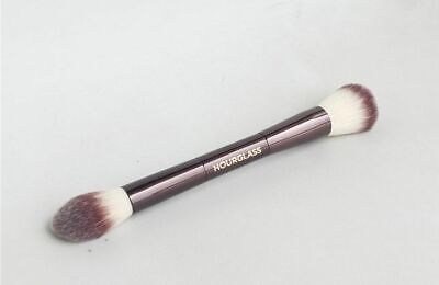 New Hourglass Ambient Lighting Edit Double Ended Brush Makeup Brushes