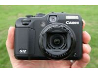 Canon G12 with 8gb sd card