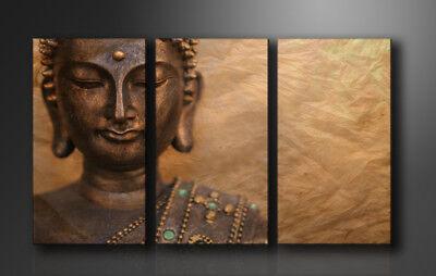 Bilder / Bild alle Leinwand auf Rahmen Buddha 160cm XXL 1041>