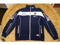 BMW Motorsports Motorrad Fleece / Coat