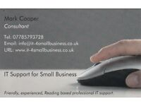 IT Support Services for your Small Business