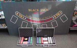 Black Jack / Roulette and Poker Set Acacia Ridge Brisbane South West Preview