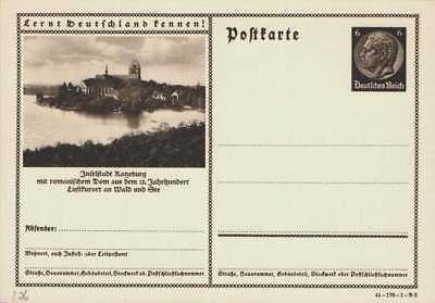 D.Reich Ganzsache P 236 RATZEBURG ungebraucht (43333)