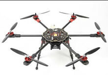 Wanted: Hexacopter cheap Kewdale Belmont Area Preview