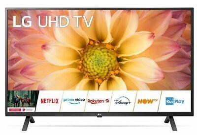 LG 75UN70706LD Tv Led 75'' 4k Ultra Hd Smart Tv Wi-Fi Nero