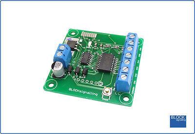 BLOCKsignalling TLC1A LED Traffic Light Control Module Model Railway with Fading