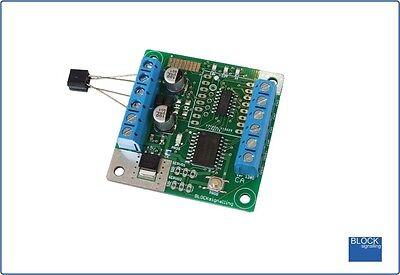 BLOCKsignalling LCS2 LED Automatic Level Crossing Module Controller Simulator