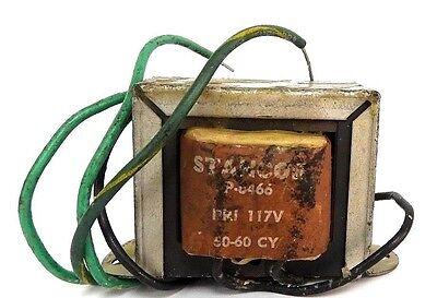 New Stancor P-6466 Power Transformer P6466 2500 V Rms 3a