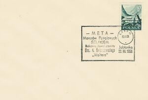 Poland postmark LESKO - tourism K.SWIERCZEWSKI - Bystra Slaska, Polska - Poland postmark LESKO - tourism K.SWIERCZEWSKI - Bystra Slaska, Polska