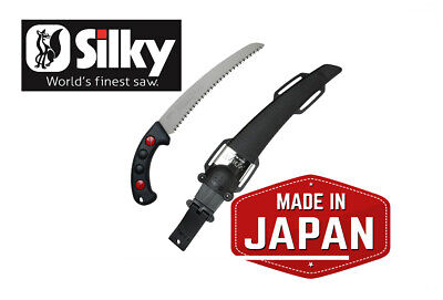 Silky ZUBAT 270-24 Pruning Saw, Curved Blade Length 9.5