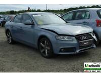 Audi a4 b8 2.0tdi CAG ***BREAKING ONLY PARTS Jm Autospares