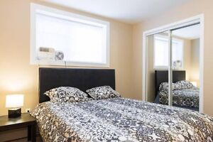 Downtown Private Bedroom with Queen-size bed and parking Edmonton Edmonton Area image 1