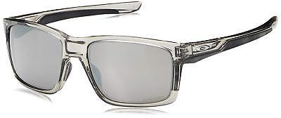 Oakley Mainlink OO9264-31 Sunglasses Grey Ink Frame Prizm Black Lens 9264 31
