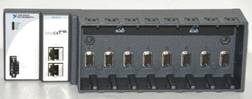 *NEW* National Instruments NI 9144 8 Slot EtherCat Slave Chassis