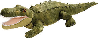 htier Stofftier Kuscheltier Krokodil Alligator Gustav 60 cm (Krokodil Stofftier)