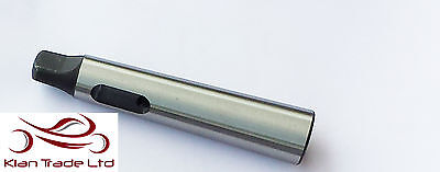 2 - 3 Morse Taper Drill Sleeve Adaptor Fully Hardened And Ground 110 Mm Long