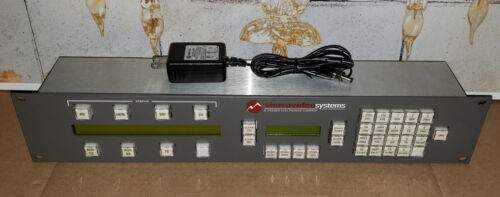 Sierra Video Systems/Kramer Programmable Multi-level Control Panel #SCP-240