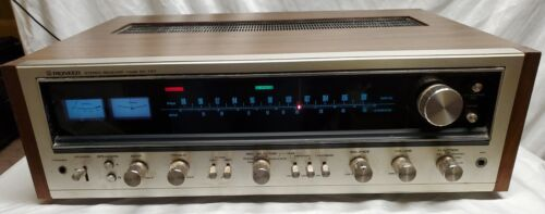 Vintage - Pioneer - SX-737 - Stereo Receiver - Tested - Works - READ