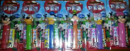 Mickey Mouse Clubhouse Pez Dispensers MINT pack Glenorchy Glenorchy Area Preview