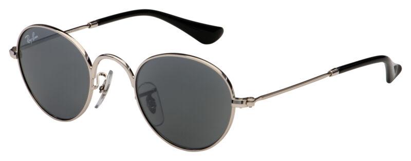Ray-Ban Junior Sunglasses RJ 9537S 212/6G 40 Silver | Grey Mirror Lens