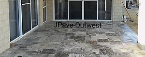 Paver / Brick paver / limestone / Landscape North Beach Stirling Area Preview