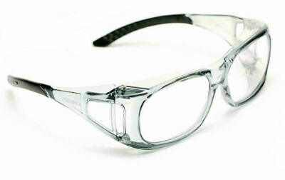 Delta Plus Ovr Spec Ii Safetyshooting Glasses Over The Spectacle Clear
