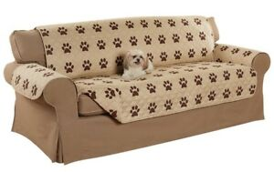 Dog sofa and chair cover