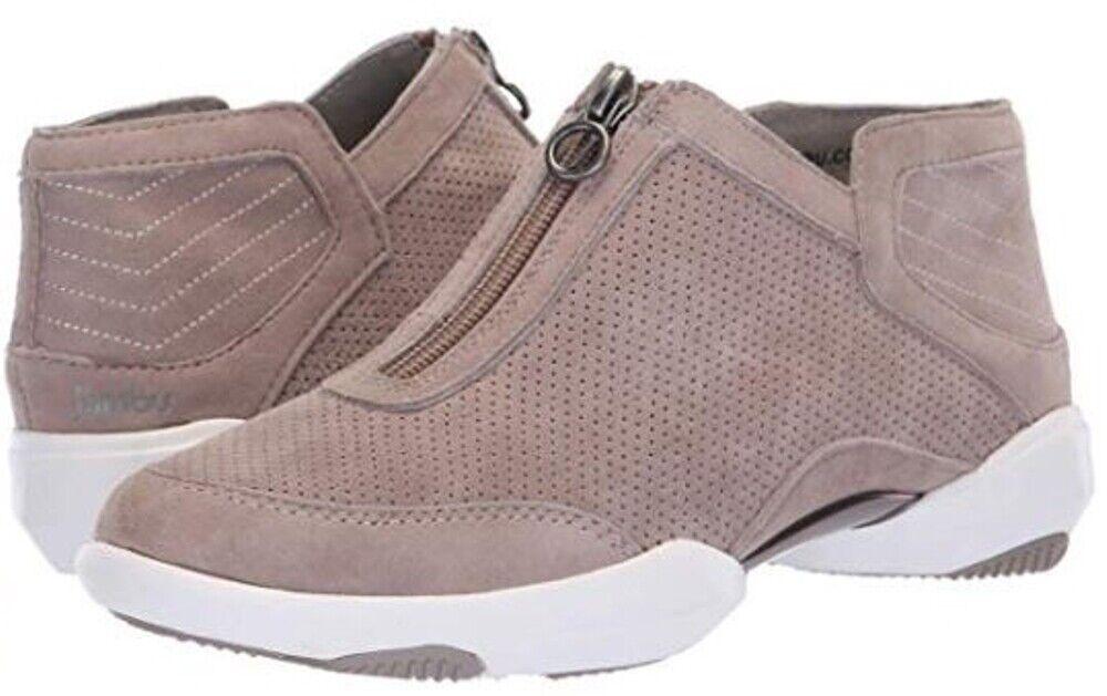 Jambu Women's Remy Fashion Sneakers Light Taupe Shoes US Siz