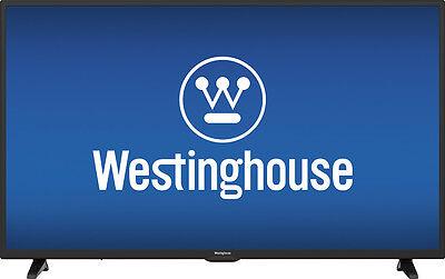 Westinghouse - 50 Class 49.5 Diag. - LED - 1080p - Smart - HDTV - Black