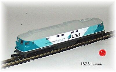 Trix 16231 Diesellok BR 232 der CTHS mit Digital-Decoder DCC # NEU in OVP# online kaufen