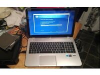 HP Envy15 AMD A10-5750M\8650G (2.5GHz),1TB HDD,6GB DDR3,Win10-64 v1607 Laptop *offers*