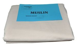Muslin-Fabric-10-yards-X-63-EXTRA-TALL-Good-for-pattern-making-UNBLEACHED