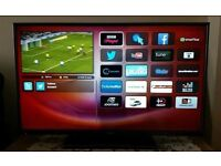 """Hitachi 42"""" LED Smart TV Full HD with Freeview HD"""