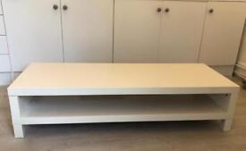 Ikea long tv bench