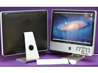 "24"" CORE 2 DUO 2.8Ghz APPLE iMac 4GB 750GB HD MICROSOFT OFFICE 2016 LOGIC PRO X ABLETON LIVE CUBASE"